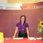 Julie Castonguay, assistante aux projets et événements spéciaux à l'École de gestion Telfer de l'Université d'Ottawa