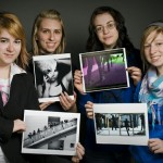 4 étudiants en photographie finaliste