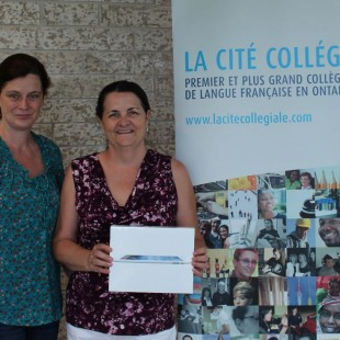 La Cité collégiale, le Festival franco-ontarien et le nouveau iPad