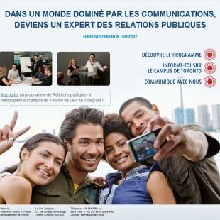 Une bourse d'études de 2000 $ pour étudier en français à Toronto