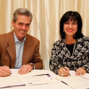 La Cité collégiale signe un protocole d'entente avec Groupe Média TFO