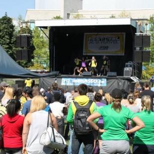 Programmation du Festival de la rentrée 2012