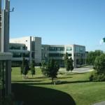 Cour intérieure La Cité collégiale