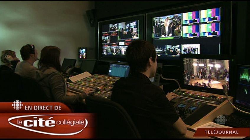 Le Téléjournal Ottawa-Gatineau débarque à La Cité collégiale