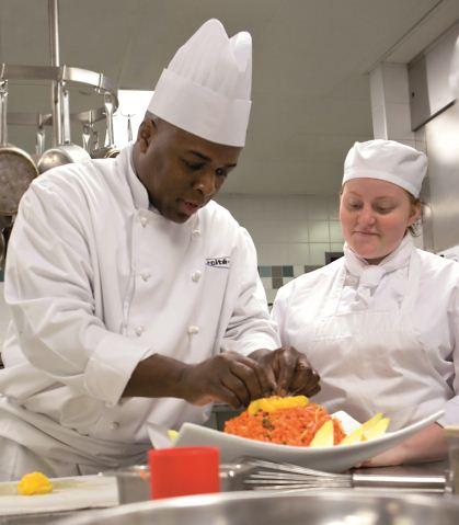 Jumelez votre créativité à votre intérêt pour la gastronomie à La Cité collégiale