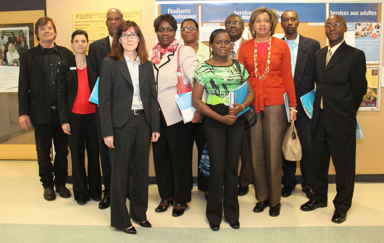 La Cité collégiale continue à resserrer ses liens avec Haïti