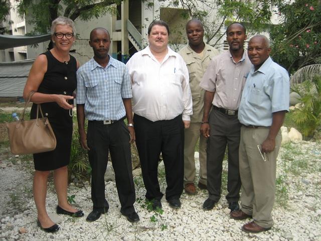 La Cité collégiale en Haïti