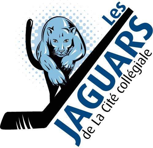 Logo Les Jaguars de La Cité collégiale