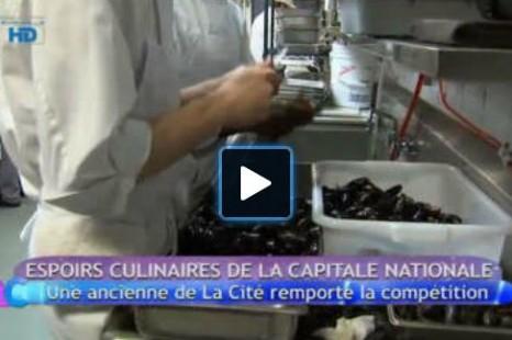 L'actu@Cité 2013 : le magazine web en direct des étudiants du programme de Production télévisuelle HD