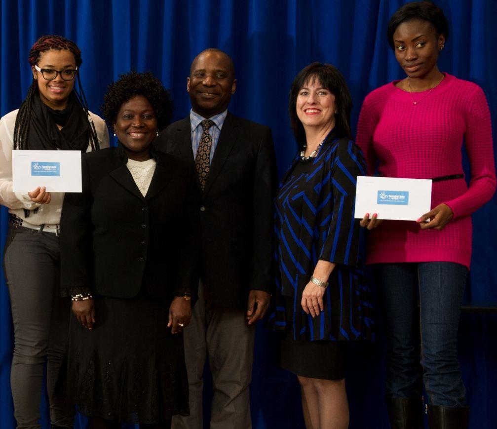 Un partenariat qui se poursuit entre la Fondation de La Cité collégiale et la communauté congolaise Lise Bourgeois