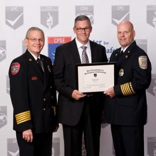 Prestigieuse certification pour Claude Beauchamp : c'est officiel !