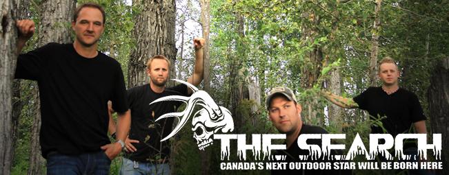 Un groupe de quatre adeptes de chasse de la région de l'Outaouais