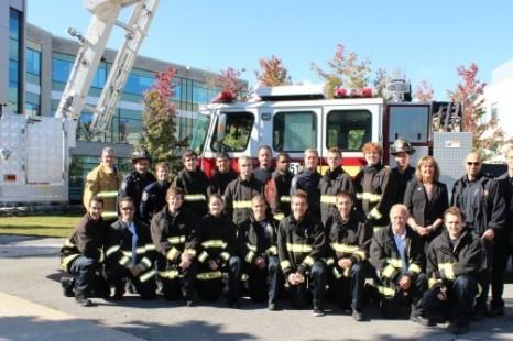 Journée de prévention des incendies à La Cité