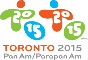 Logo Toronto 2015 Pan Am/Parapan Am