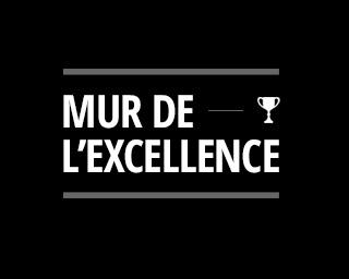 Logo Mur de l'excellence