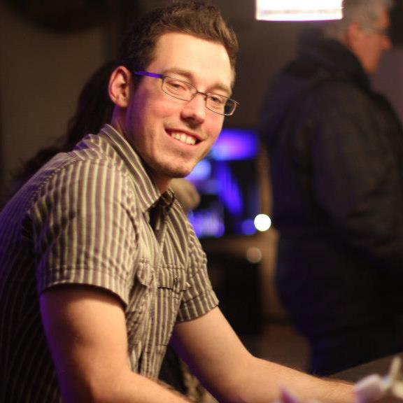 Nicolas Goudreau, diplômé de La Cité en Technologie de la sécurité de l'information (maintenant Technologie de l'information – sécurité informatique)