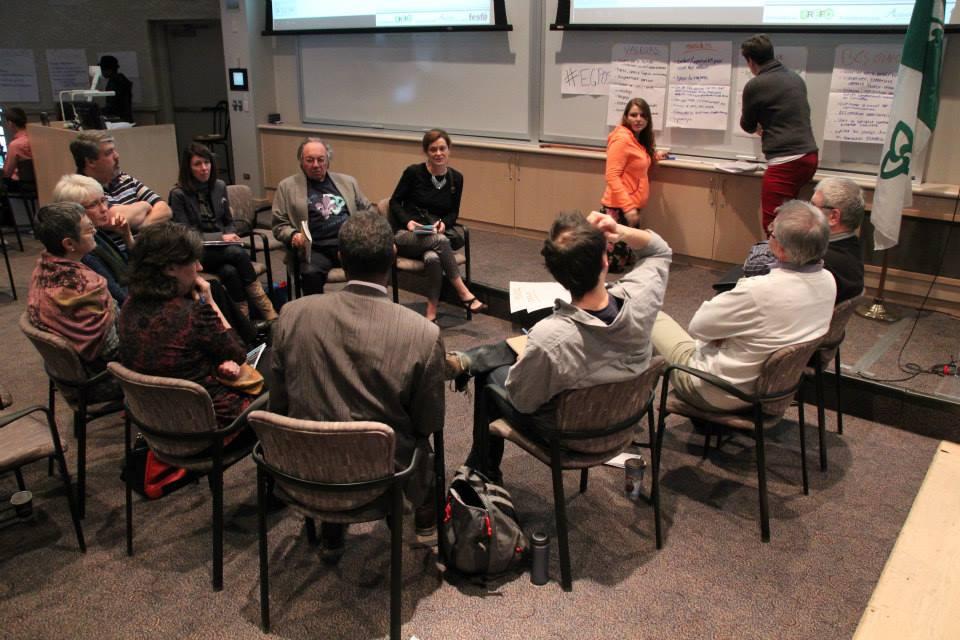 Atelier-États généraux sur le postsecondaire en Ontario français