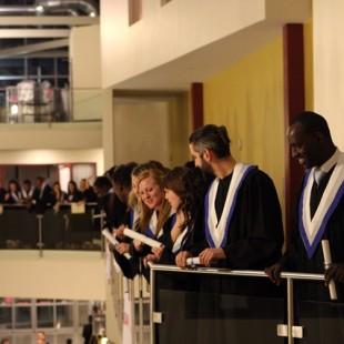 Une nouvelle cohorte de diplômés à La Cité collégiale