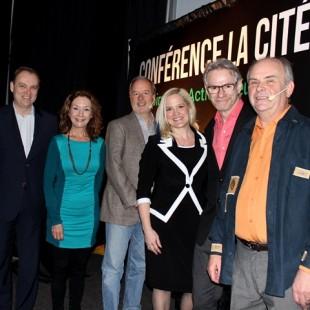 Entrepreneuriat et innovation : une conférence inspirante à La Cité