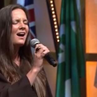 Recherché : chanteur/chanteuse pour interpréter l'hymne national