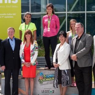 La Cité laissera son empreinte sur les Jeux de la francophonie canadienne
