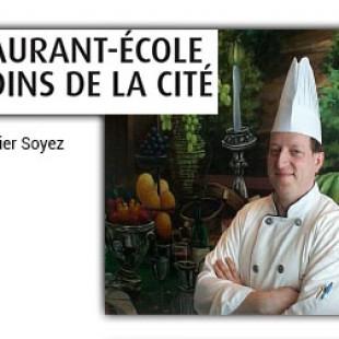 Soirée gastronomique du 12 septembre – Le Restaurant – École, Les Jardins de La Cité