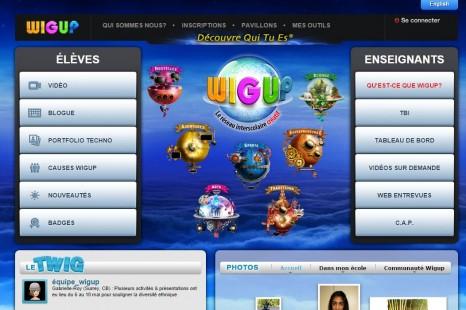 Wigup Académie – Pour les diplômés en Production télévisuelle de La Cité