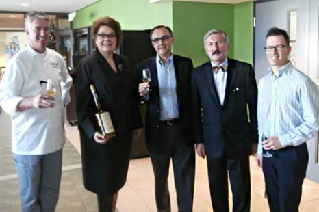 Visite de Vincent Boulard de Calvados Boulard, une tradition d'excellence à La Cité
