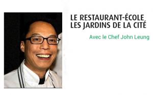 Chef John Leung