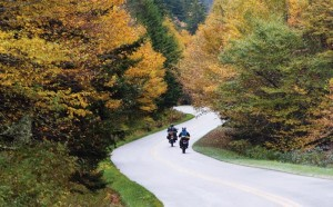 Une dernière randonnée avant de ranger votre moto pour l'hiver