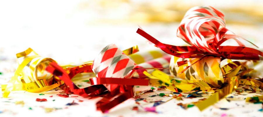 Décorations de fêtes de fin d'année