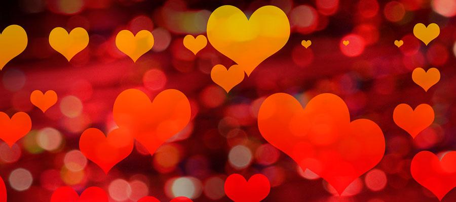 des coeurs