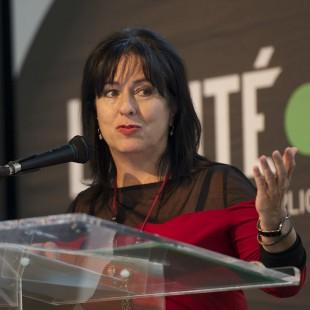 Portrait : Lise Bourgeois, de la ferme familiale à la tête du plus grand collège francophone de l'Ontario