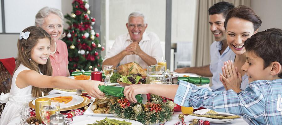 repas des fêtes