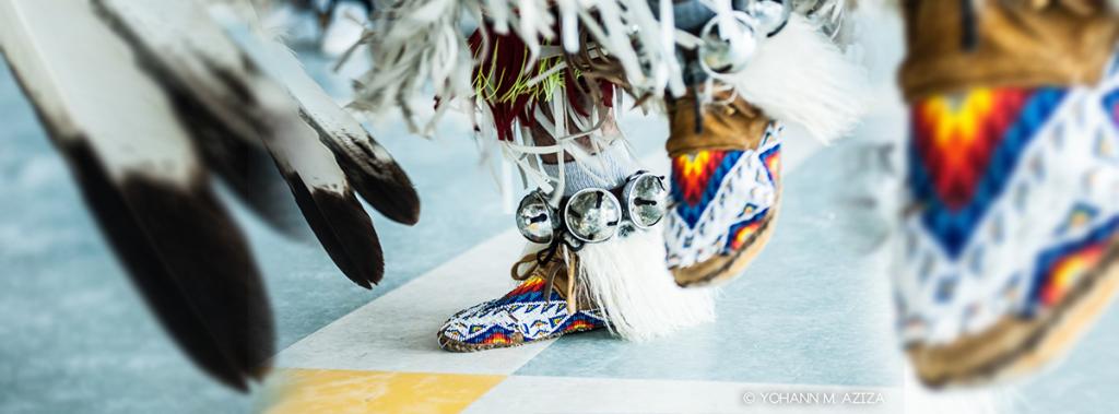 danse autochtone