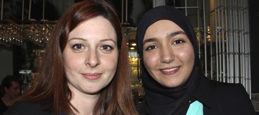 Une étudiante en Journalisme se démarque à Montréal