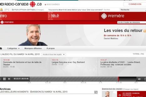 Un expert en pub de La Cité partage son expertise à la radio