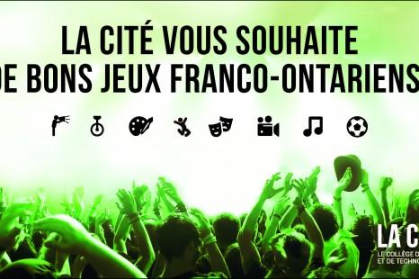 Des centaines de jeunes sont fidèles au rendez-vous pour les 22es Jeux franco-ontariens !