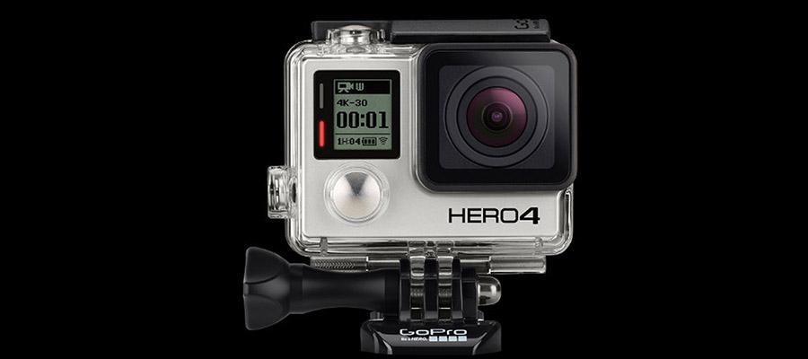 Courez la chance de gagner une caméra GoPro Hero 4