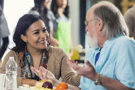 La Cité contribue à répondre aux besoins d'une population vieillissante