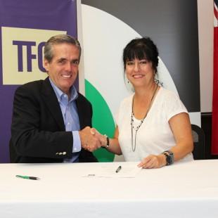 LA PLACE 801 : Le Groupe Média TFO et La Cité concluent un partenariat