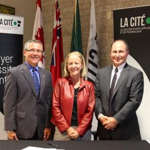 Le Conseil d'administration de La Cité annonce la création d'une nouvelle bourse d'études