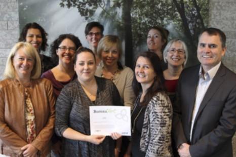 L'APAQ est certifié Argent pour le programme Bureau Vert!