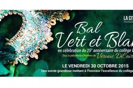 Bal Vert et Blanc : La Fondation de La Cité se met sur son 36