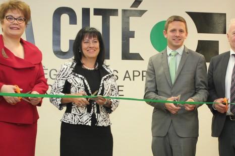 La Cité inaugure son nouvel Institut de formation et de recherche agroalimentaire