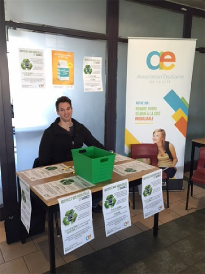 La semaine nationale de réduction des déchets 2015