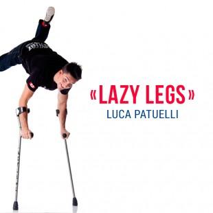 Spectacle-conférence de Luca « Lazylegz » Patuelli à La Cité