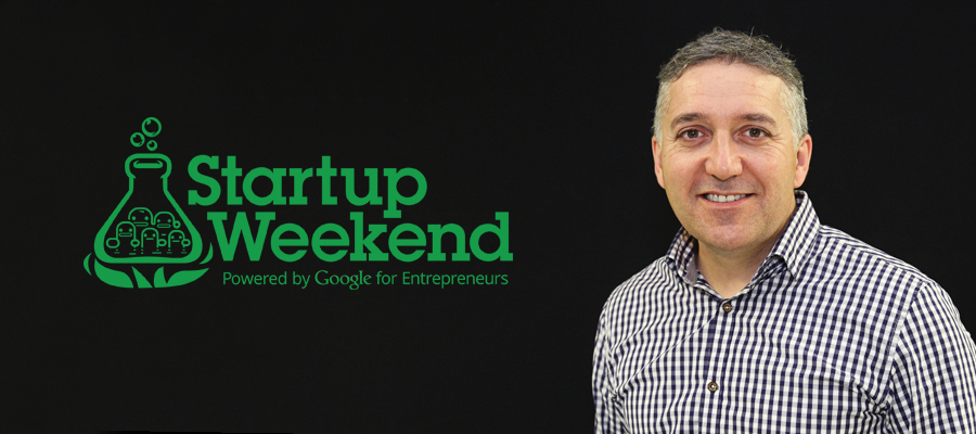 Charles-André Massebeuf, Startup Weekend