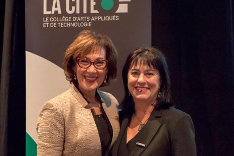 Conférence de Danièle Henkel à La Cité