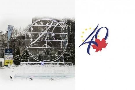 Union européenne : un nouveau logo signé par une étudiante de La Cité